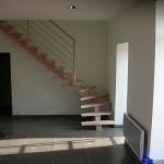 Fabrication d'escalier sur mesure (1)