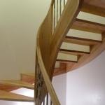 Fabrication d'escalier sur mesure (6)