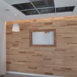 Mur en bois, différentes essences bois