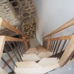 Fabrication d'escalier sur mesure (9)