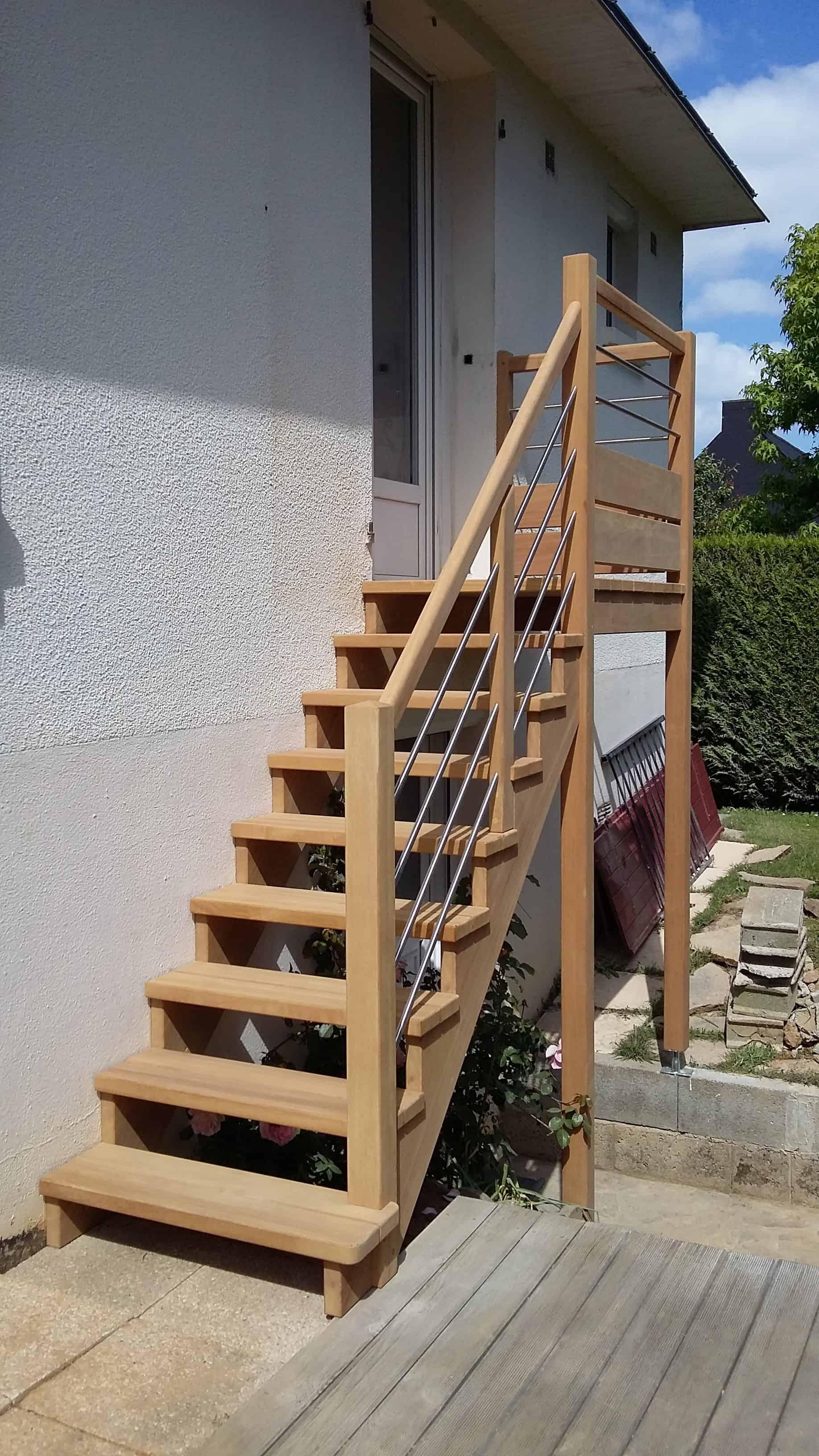 terrasse bois vitr atelier de menuiserie bg 35. Black Bedroom Furniture Sets. Home Design Ideas