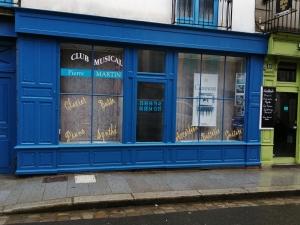 façade rue Paris Vitré 35